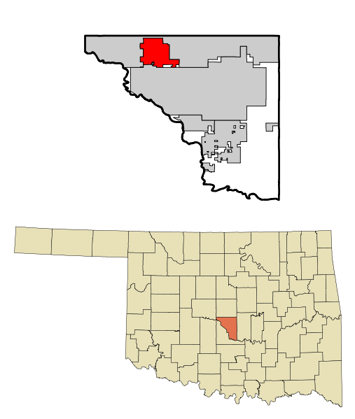 507px-Cleveland_County,_Oklahoma_Incorporated_and_Unincorporated_areas_highlighting_Moore.svg