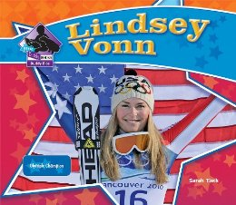 Recommended Reading: Lindsey Vonn: Olympic Champion (Big Buddy Biographies)